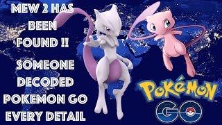 Pokemon Go Decoded, mew 2 found, master balls