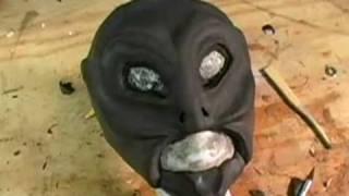 Fish Man Halloween Costume : BFX : Build