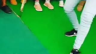 Movhango actor dancing 2018 video celebration