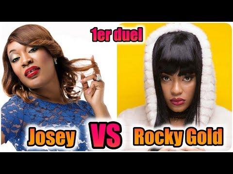 Xxx Mp4 JOSEY Vs ROCKY GOLD 🔴► Josey Vous Parle ► 1er Duel 3gp Sex