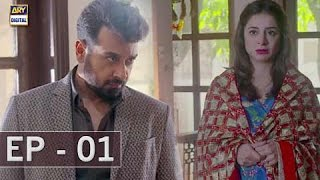 Zakham - Ep 01 - 6th May  2017 - ARY Digital Drama