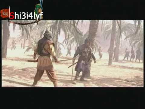 Imam Ali vs Jews in Khaibar Eng قهر الامام علي لليهود