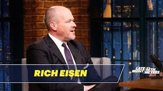 Rich Eisen Supports the NFL National Anthem Protests