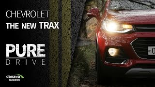 2017 CHEVROLET THE NEW TRAX 1.4 ECOTEC Turbo LTZ (A/T)