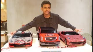 DUBAI'S RICHEST KID - 16TH BIRTHDAY PARTY !!!