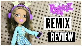 Bratz REMIX Yasmin Unbox & Review!   TheBratzNerd