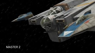 [The Ghost crew Fight's with The Phoenix Squadron] Star Wars Rebels Season 2 Episode 1 [HD]