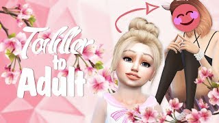 The Sims 4 Challenge Toddler to Adult | ПРОСТО ШОК
