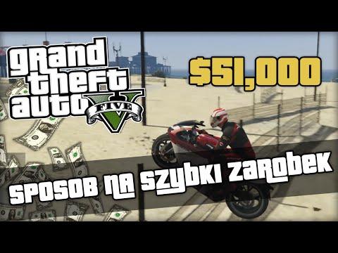 watch GTA V | Jak szybko zarobić pieniądze w GTA V? | 1.35 | Grand Theft Auto V Online #7