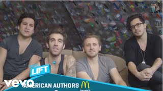 American Authors - LIFT Intro: American Authors (VEVO LIFT)
