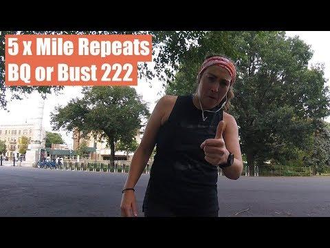Xxx Mp4 5 X Mile Repeats BQ Or Bust 222 3gp Sex