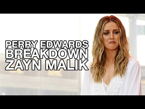 Little Mix Perrie Edwards Crying On