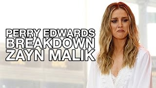 Little Mix Perrie Edwards Crying On Stage For Zayn Malik: Live Performance, High Notes