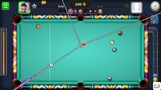 Part 2 How to hack 8ball pool || how to increase cue aim in 8ball pool