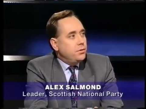 Scottish Independence. Question Time 1992
