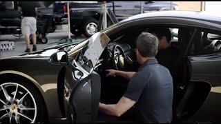 Porsche Cayman - Movie 2014