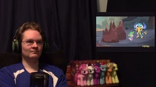 MLP S6 E5 Gauntlet of Fire Blind Commentary / Reaction