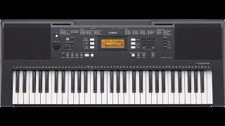 Yamaha PSR E343 Review    Key portable Review   Yamaha Digital Pianos