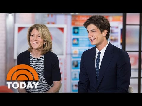 Caroline Kennedy And Son Jack Schlossberg On JFK Obama And Her Met Gala Dress TODAY