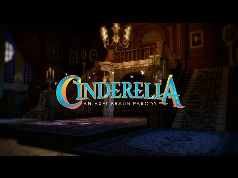 Xxx Mp4 CINDERELLA XXX AN AXEL BRAUN PARODY Official Trailer 3gp Sex