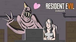 Resident Evil 7 Parody Animation - GAME SHENANIGANS