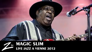 Magic Slim feat Keb' Mo' - Mother In Law Blues, The Blues Is Alright - LIVE HD
