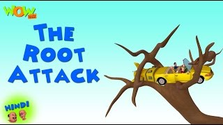 The Root Attack - Motu Patlu in Hindi - 3D Animation Cartoon for Kids -As on Nickelodeon