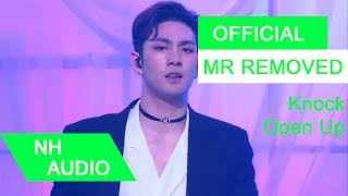 mr removed knock of produce 101 open up