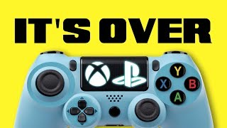 Xbox vs PS4 is over