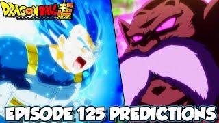 Dragon Ball Super Episode 125 Predictions! God Of Destruction Toppo Descends!