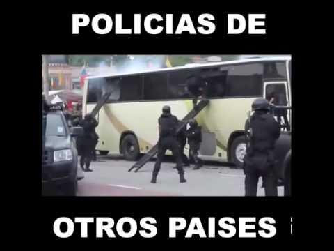 Los policias mas pendejos de Mexico 2015