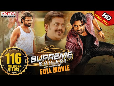 Xxx Mp4 Supreme Khiladi Hindi Dubbed Full Movie 2017 Supreme Sai Dharam Tej Ravi Kishan Raashi Khanna 3gp Sex