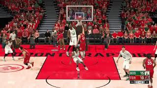 2021-2022 Celtics vs Raptors