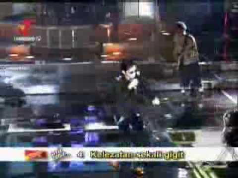 Kapten - Pejantan tangguh (Dream Band Tv7 live)