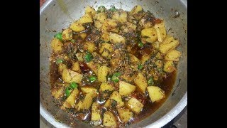 Tasty Aloo Meethi Recipe by hamida dehlvi