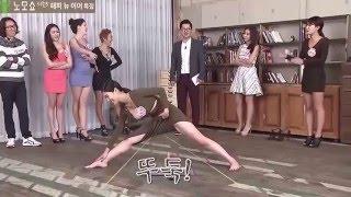 Crazy Hot Korean Gameshow