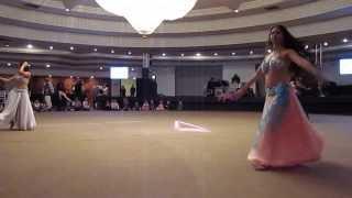 Dança com Hellen, Andressa, Ananda e Dominique