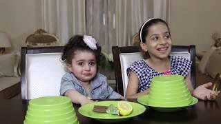 تحدي أكل البيبي ضد أكل الكبار  !!😱  بكت | Baby Food Vs Adult Food Challenge