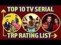 Download Video Download Top 10 Serial TRP Rating List: Naagin 3, Kasautii Zindagii Kay 2, Yeh Rishta Kya Kehlata Hai 3GP MP4 FLV
