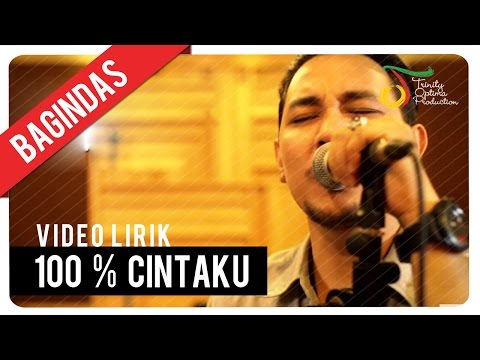 Bagindas 100 Cintaku Official Video Lirik