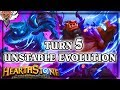 Download Video Download Turn 5 Unstable Evolution ~ Hearthstone The Boomsday Project 3GP MP4 FLV