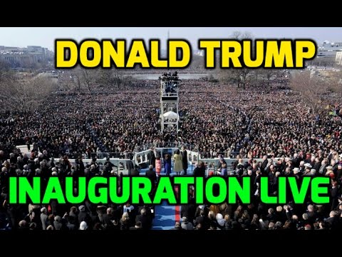 watch Donald Trump Inauguration 2017 Live | CNN News Live | Donald Trump Live News
