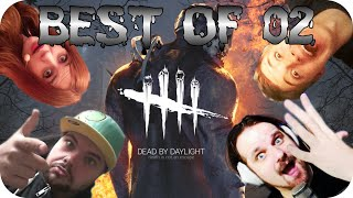 Best Of ★ DEAD BY DAYLIGHT #02 [Gronkh|Pandorya|HerrCurrywurst|TobinatorLP]