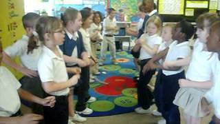 Contraction Rap 1st Grade