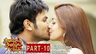 Pandavulu Pandavulu Tummeda Full Movie Part 10 || Vishnu, Manoj, Hansika, Pranitha