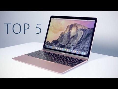 Top 5 Laptops 2017