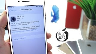 iOS 10.3.2 is out & Jailbreak Update