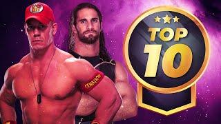 Los 10 mejores remates de la WWE