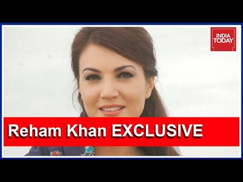 Xxx Mp4 Sex Scandals Politics Reham Khan Exclusive On Her Revelations On Imran Khan Newsroom 3gp Sex