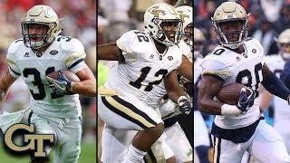 Top 3 Breakout Candidates | Georgia Tech Football 2018